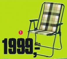Kamperska stolica Skjerpe