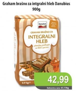 Brašno za integralni hleb