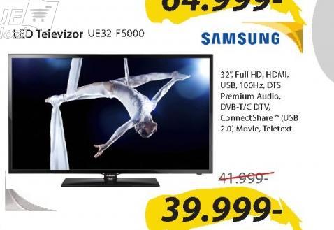 Televizor LED UE32-F5000
