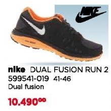 Patike Dual Fusion Run 2