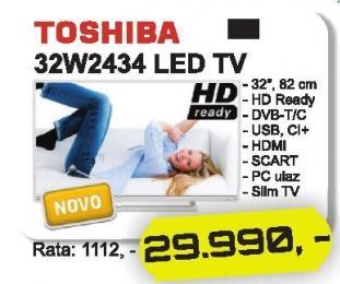 """Televizor LED 32"""" 32w2434"""
