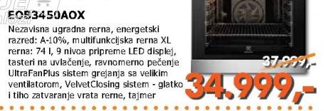 Rerna EOB3450AOX