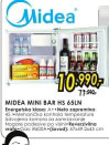 mini bar HS 65LN