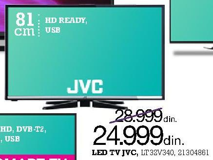 "Televizor LED 32"" LT32V340"