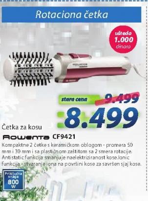 Četka za kosu CF9421