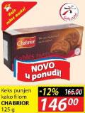 Keks Chabrior kakao