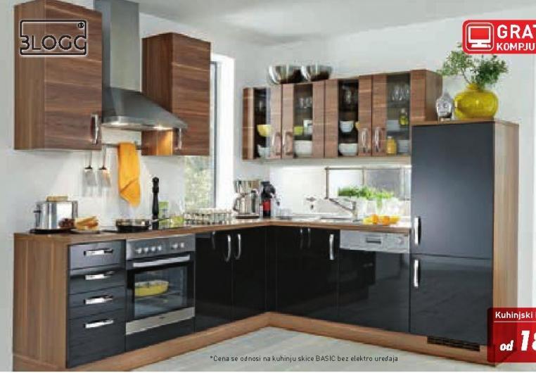 Kuhinjski element ''Primo/Style''