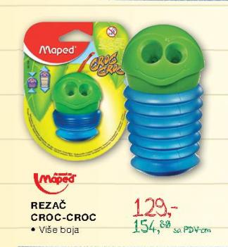 Rezač Croc-croc, Maped