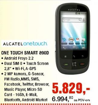 Mobilni Telefon One touch smart 890D