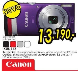 Digitalni fotoaparat Ixus 145