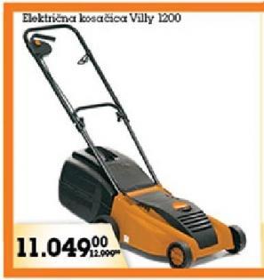 Električna Kosačica 1200W