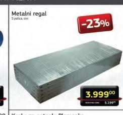 Metalni regal