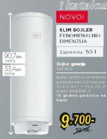 Bojler TGR 50S