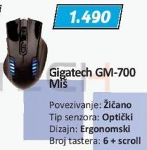 Miš Gm-700