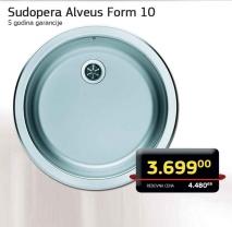 Sudopera Alveus Form 10