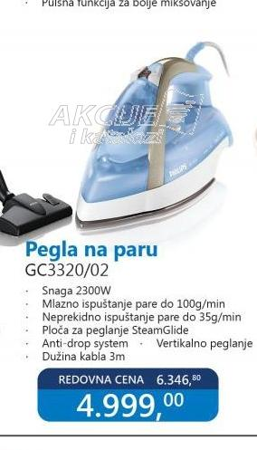 Pegla Gc 3320