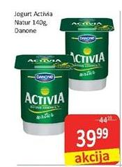 Voćni jogurt Activia