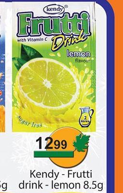 Instant napitak limun Frutti