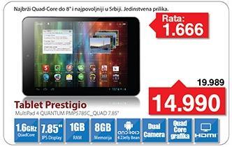 Tablet Quantum Pmp5785c_Quad