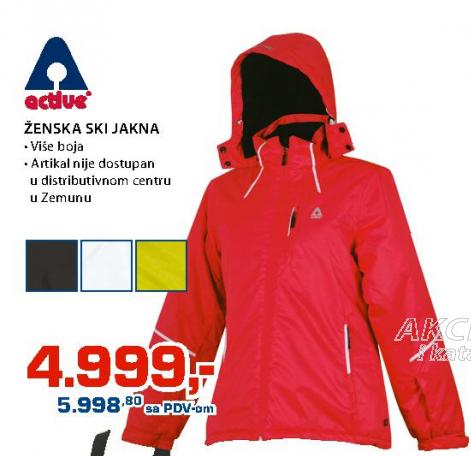 Ženska ski jakna