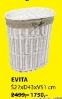 Korpa za veš Evita