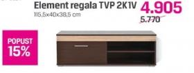 Element regala Tvp 2k1v