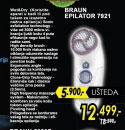 epilator SE 7921