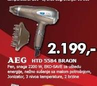 Fen za kosu HTD 5584