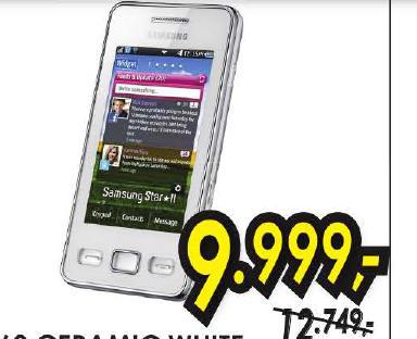 Mobilni Telefon S5260 CERAMIC WHITE