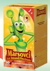 Marsovci sa Imun Effectom