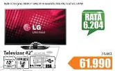LED televizor 42LN5400