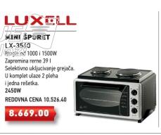 Mini Šporet Lx 3540