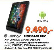 Tablet PMP3970B DUO