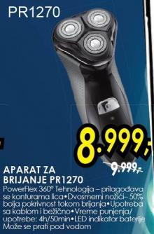 Aparat za brijanje PR1270