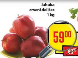 Jabuka crveni delišes
