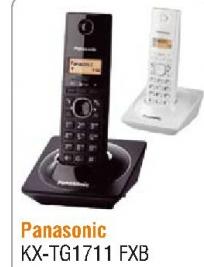 Telefon KX-TG 1711 FXB