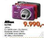Fotoaparat S3300 roze