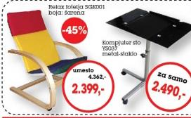 Relax fotelja SKG001