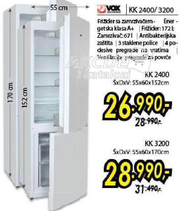 Frižider Kk 3200