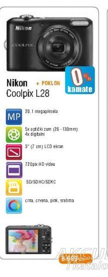 Fotoaparat L28