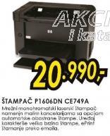 Štampač P1606DN CE749A