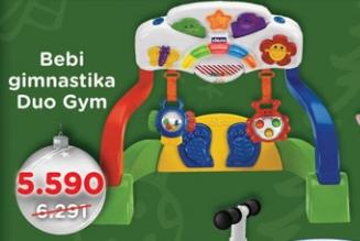 Bebi gimnastika Duo Gym