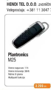 Bluetooth M25 Multipoint