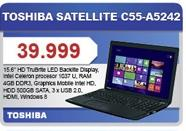 Laptop Satelite C55-A5242