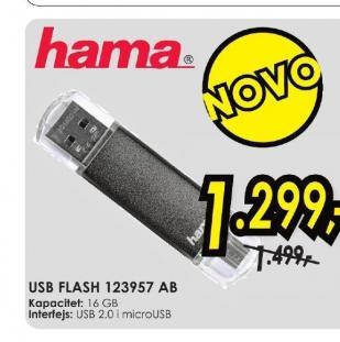 USB flash 123957-AB