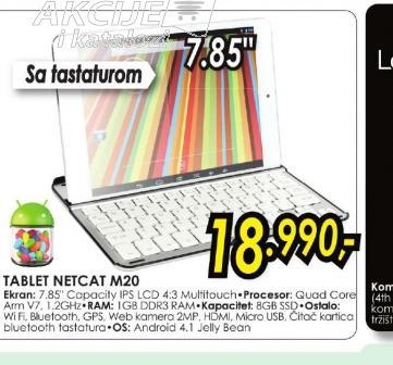 Tablet NETCAT M20