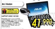 Laptop ASUS X55C-SX102+Poklon bežični miš M187