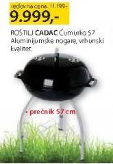 Roštilj Ćumurko S7