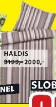 Posteljina Haldis