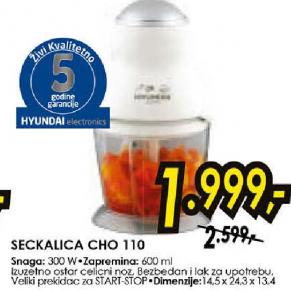 Seckalica CHO 110
